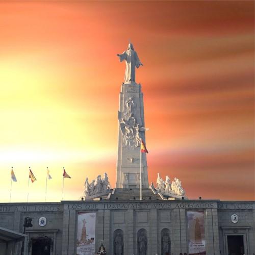 Mensaje de Jesús sobre la Renovación de la Consagración de España al Sagrado Corazón