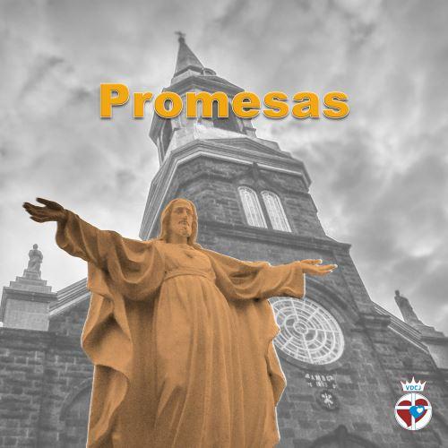 Mensajes del Señor con las Promesas para aquellos que vivan y difundan el Carisma de la VDCJ