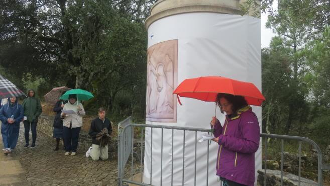 Peregrinación Fátima Via Crucis Reparación